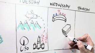 David Hawkings' Whiteboard: How Congress' Schedule Works