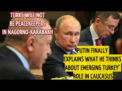 Putin: We Know History Between Russia & Turkey; France & Germany Did It; Why Can't We Do The Same?