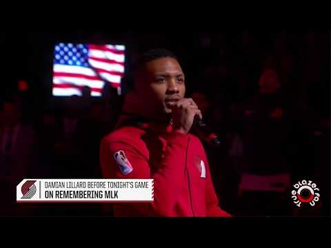 Portland Trail Blazers vs Phoenix Suns - Full Game Highlights - January 16, 2018