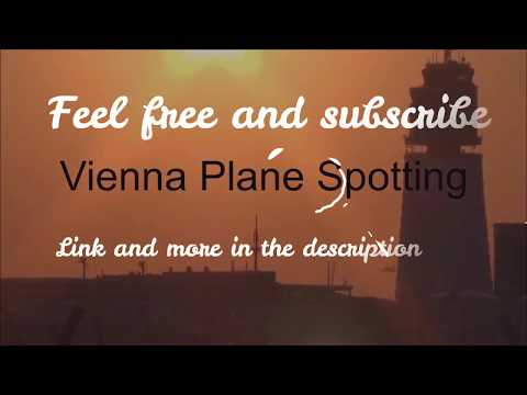 Shootout for a great Channel -Vienna Plane Spotting ¦ Flexi Aviation   HD