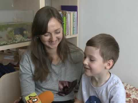 Рома Шушпанников, 7 лет, митохондриальная миопатия