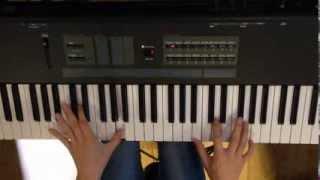 ccm 누군가 널 위해 기도하네 lanny wolfe 피아노 연주