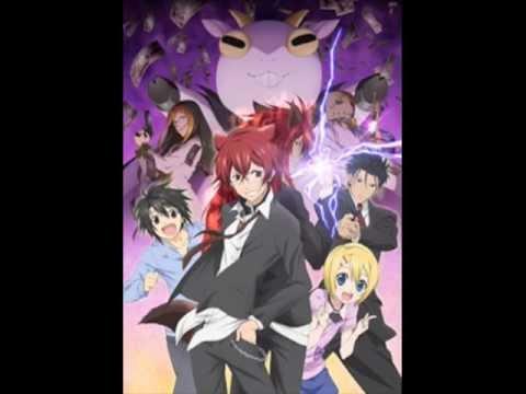 1月から放送の新アニメ『キューティクル探偵因幡』のopです.