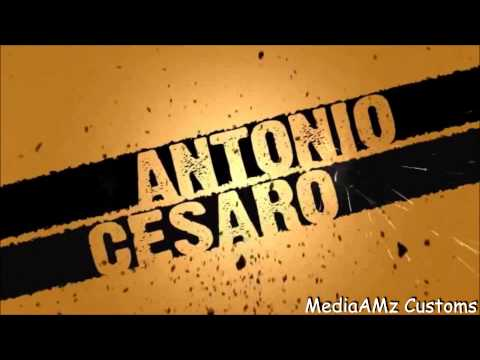 WWE Antonio Cesaro Theme Song and Titantron 2012-2013 (+ Download link)