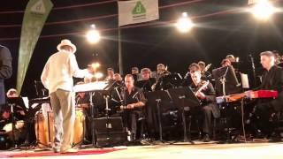 Banda sinfónica de Montevideo - Son del Caribe - Dir. Alberto VErgara(Venezuela)