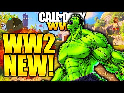 NEW UPDATES COD WW2 NEW GUNS AND SUPPLY DROP UPDATES! 16 NEW DLC WEAPONS COMING IN COD WORLD WAR 2!