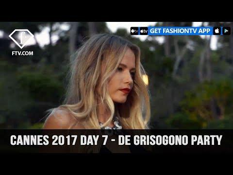 Cannes Film Festival 2017 - De Grisogono party - Part 1   FashionTV
