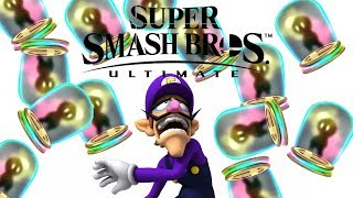Super smash brothers ultimate - The waluigi crisis