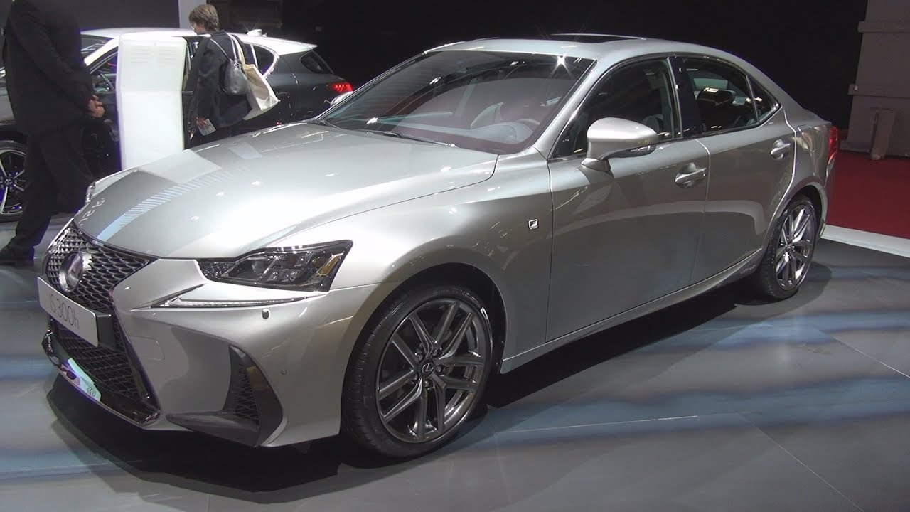 lexus is 300h f sport executive 2019 exterior and interior youtube. Black Bedroom Furniture Sets. Home Design Ideas