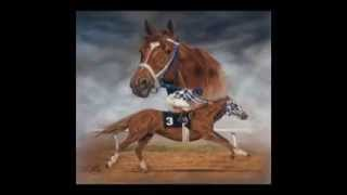 Secretariat Tribute: Get a Leg Up