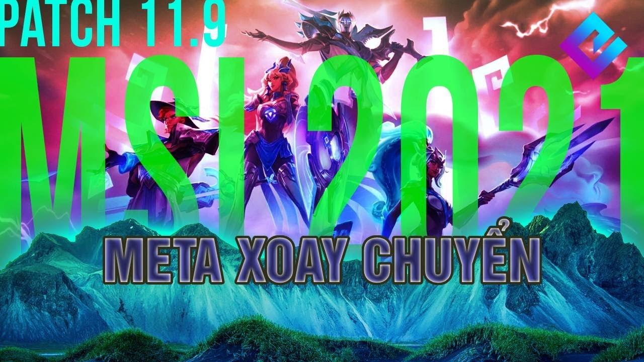 META XOAY CHUYỂN Ở MSI 2021