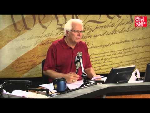 RWW News: Bryan Fischer Claims Louisiana Shooter 'Was A Big Time Barack Obama Supporter'