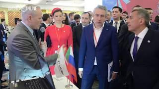 Минниханов на KazanSummit анонсировал создание международного центра партнерской экономики