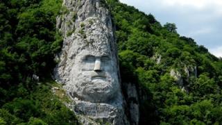Capul lui Decebal - Cazanele Dunarii