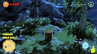 Lego The Hobbit: Middle-earth Free Roam - Trollshaws - HTG