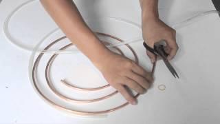 Cách làm quạt hơi lạnh giá rẻ