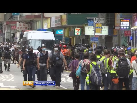 Hong Kong new security law gives Beijing more power   EWTN News Nightly