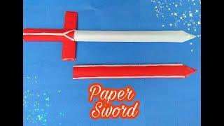 Ninja sword tutorials ,how to make Paper sword, easy paper sword, kaththi paper post, kaththi design