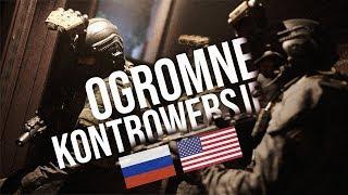 Dlaczego Call of Duty MODERN WARFARE wywołało KONTROWERSJE?