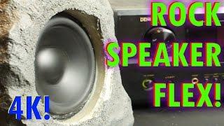 4K OUTDOOR SPEAKER FLEX! Niles Audio Outdoor Speakers