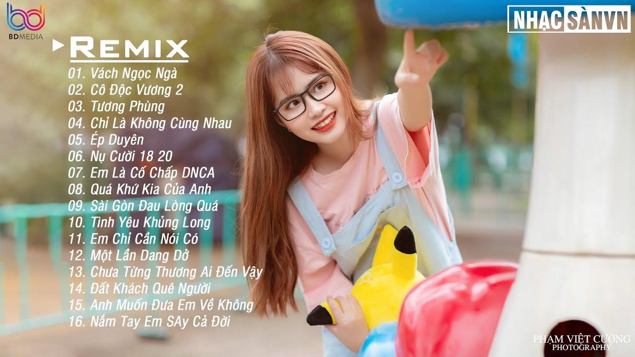 Vách Ngọc Ngà Remix 💋 Tương Phùng Remix 💋 Cô Độc Vương 2 Remix 💋 EDM WRC Remix Gây Nghiện Nhất