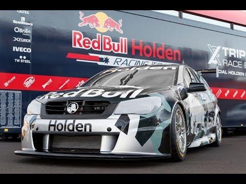 Holden V6 Twin Turbo Engine -  Supercars Bathurst