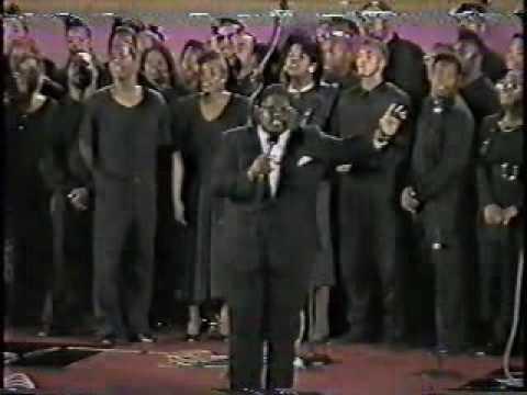 "Ronald Winans/ Bebe Winans ""Song of Concecration"""