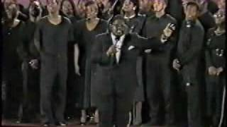"Ronald Winans/ Bebe Winans ""Song of Concecration"""