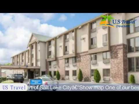 Downtown Rodeway Inn - Salt Lake City Hotels, Utah