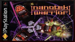 Nanotek Warrior :: PSOne :: ПРОСТО ПОИГРАЕМ