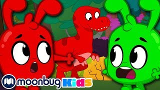 My Magic Pet Morphle - Orphle Scares Morphle! | Full Episodes | Funny Cartoons for Kids