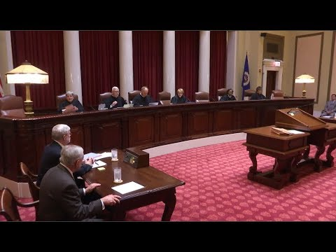 MN Legisalture V Gov  Dayton In MN Supreme Court - Full Hearing