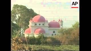 Christian community fears for sacred sites