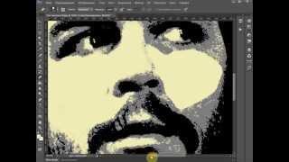 Трехцветный постер из фотографии. Как обработать портрет в Adobe Photoshop?