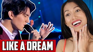 Download Dimash Kudaibergen - Love Is Like A Dream Reaction   Love Димаш Кудайберген! Любовь, похожая на сон Mp3 and Videos