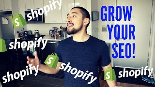 Grow The Sales & Traffic of Your Shopify Store With SEO