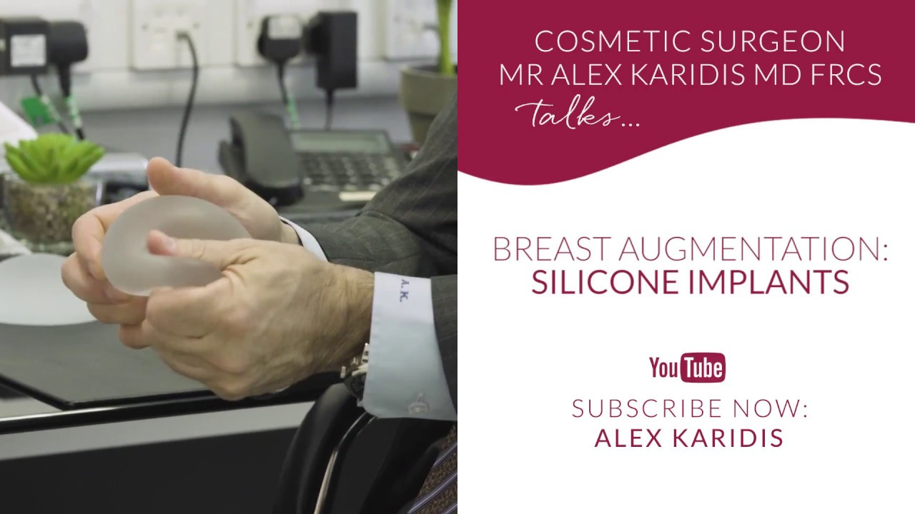 Breast Augmentation What Are The Different Types Available Youtube