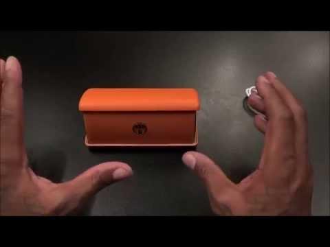 INNOFlask Portable Leather Bluetooth Speaker