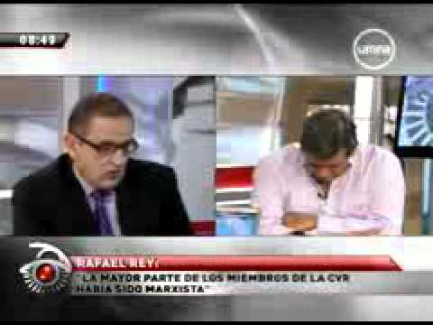 ENTREVISTA DE BETO A RAFAEL REY REY CASO CVR , SALOMON LERNER APOYO A SENDERO