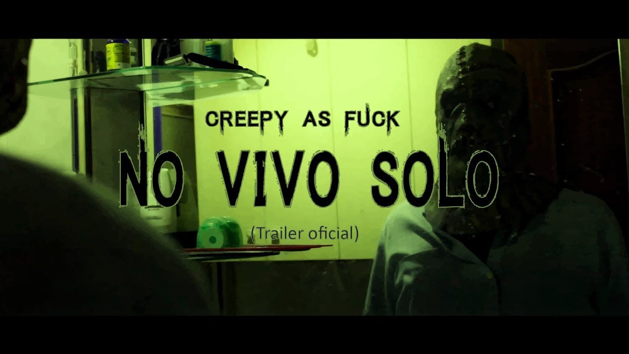 No vivo solo (Trailer)