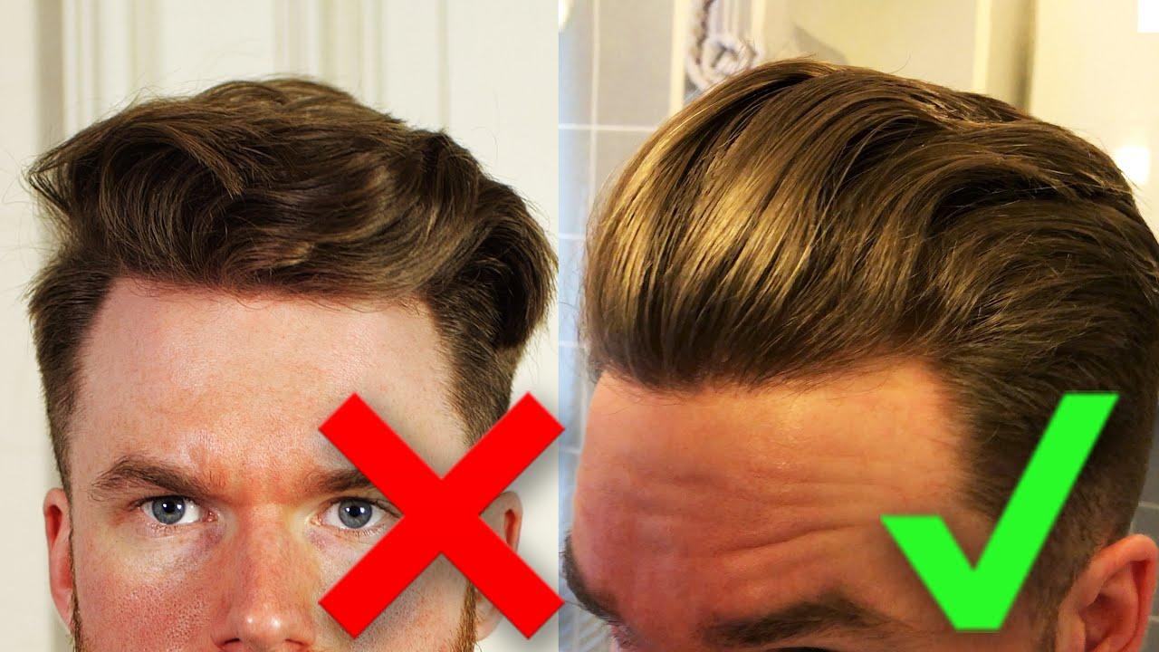 Haaren von zu männer langen kurzen Warum stehen