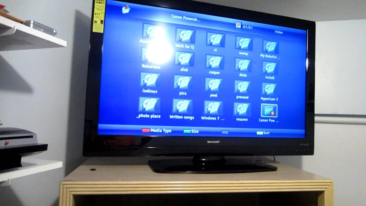 "Sharp 42"" 1080p LCD 60Hz TV Review Model LC42SV49U (BEST"