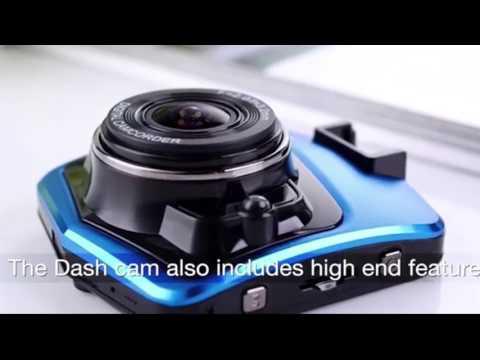 1080p G-Sensor Night Vision Dash Cam