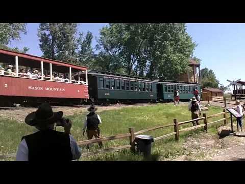 Train Robbery June 22 2013
