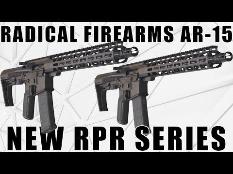New Radical Firearm AR - The RPR Series