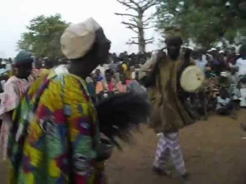 Damba Festival -- Peace Corps Ghana