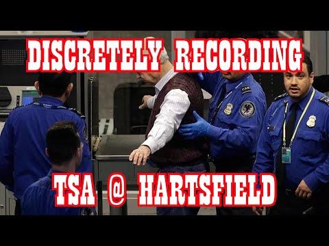 TSA Pre-check at Hartsfield Airport Atlanta