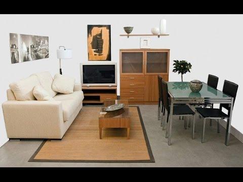 Decora casa peque a en 5 pasos b sicos youtube for Como decorar una casa sencilla