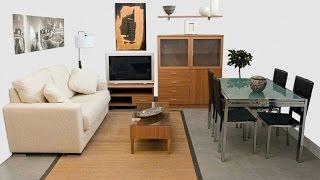 Decora casa pequeña en 5 pasos básicos