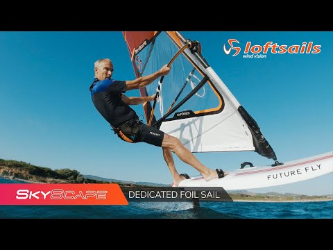 Loftsails 2021 Skyscape - Windfoil Dedication